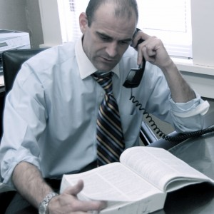 Criminal Defense New Orleans Attorney, Townsend Myers, Client Phone Call Photo - NOLA Criminal Law