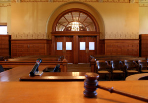 Image Of Courtroom Interior For Municipal Court Defense - NOLA Criminal Law