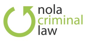 Criminal Lawyer, New Orleans Law Firm Logo Image - NOLA Criminal Law