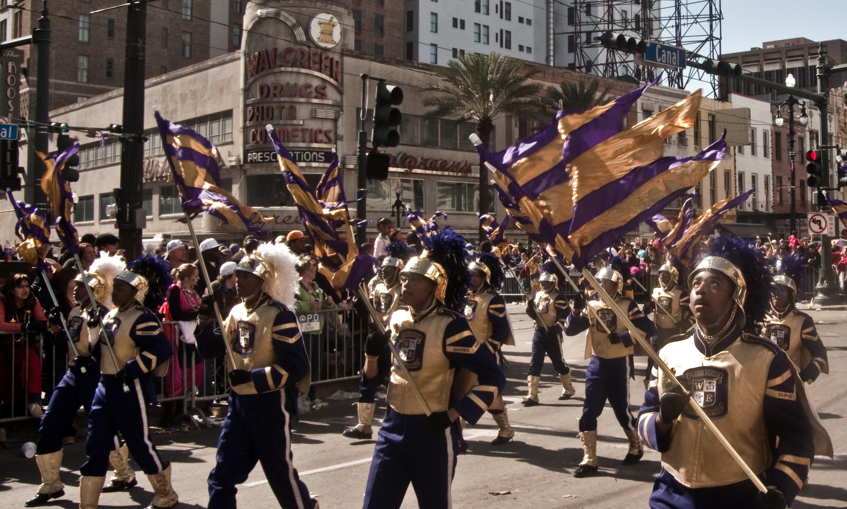 Mardis Gras New Orleans - NOLA Criminal Law